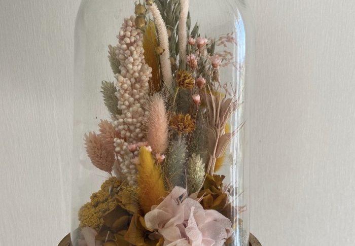 Ma wishlist Etsy 99% made in France pour un mariage fleuri – Partie 2 : la décoration