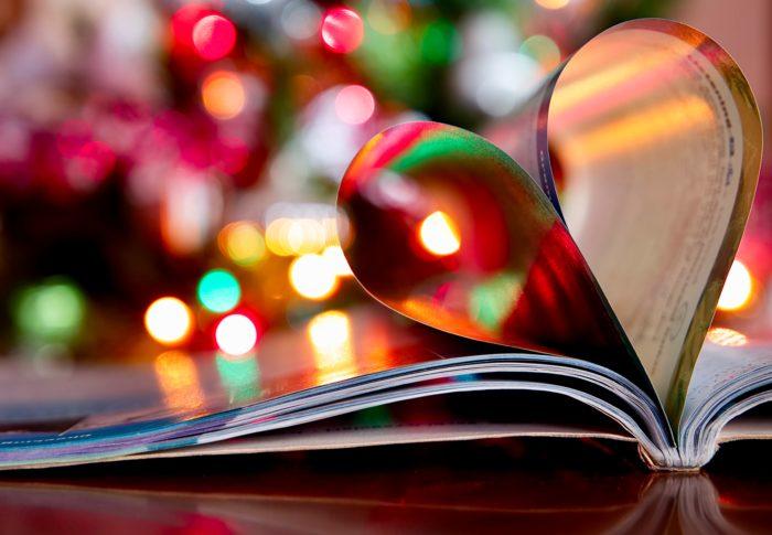 Mes DIY : le livre plié en forme de cœur