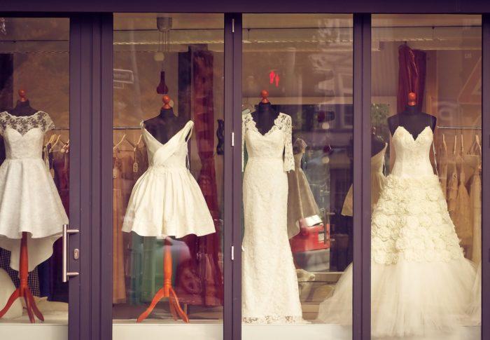 Le choix de ma robe de mariée (2/3)