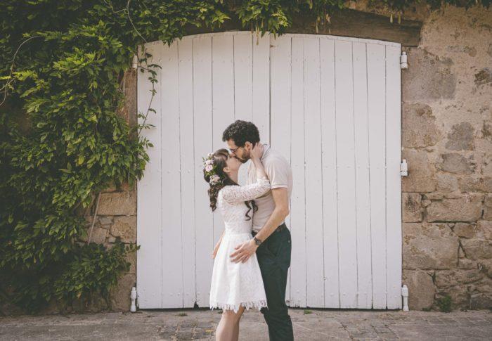 Au nom de la Loi,  je vous déclare Mademoiselle R et Monsieur P, unis par le mariage !
