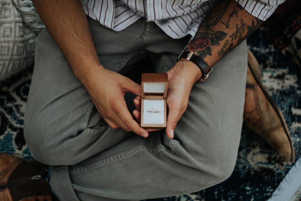 demande en mariage romantique rome saint valentin mlle flocon