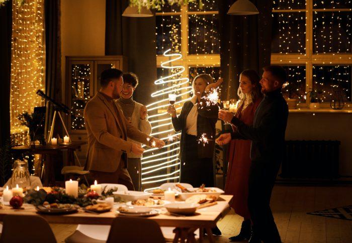 Noël et Annonce à nos familles