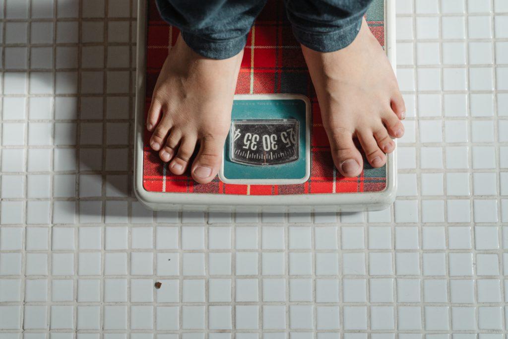 grossesse perte de poids 1er trimestre