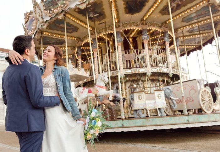Paillettes et Carrousel, quand Madame Chaton se remarie, ou presque !